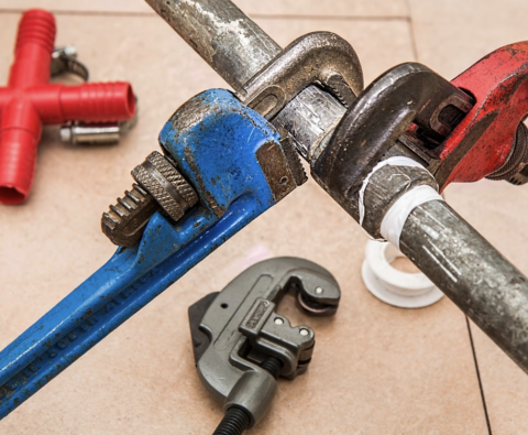 Why plumbing is the UK's most admired household skill