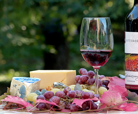 A beginners guide to cheese and wine pairing