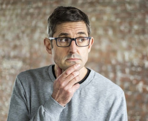 "Louis Theroux: ""There's an aspect of weirdness that can't be denied"""