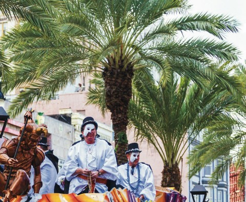 My great escape: Mardis Gras in New Orleans