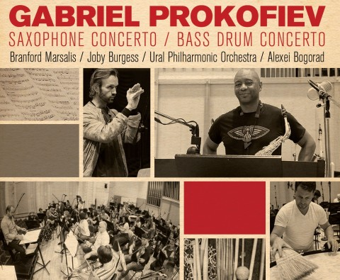 Album of the month: Gabriel Prokofiev