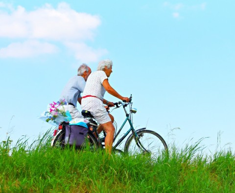 How older people can stay fit and healthy