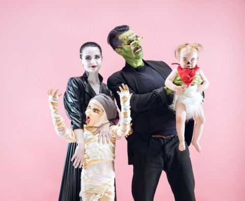 13 Family Halloween costume ideas