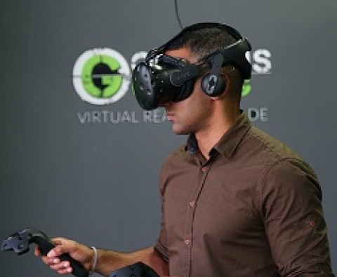 The realistic gaming in virtual reality
