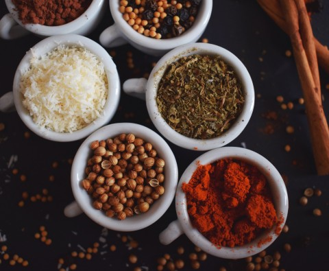 14 Essential spices for any kitchen