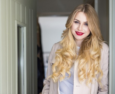 Down to business: Alana Spencer