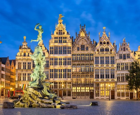 The ultimate guide to Antwerp