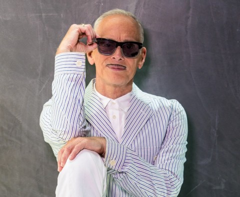 Q&A: John Waters