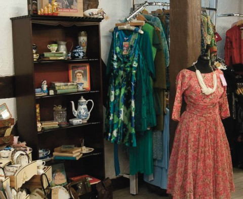 Best of British: Charity Shops