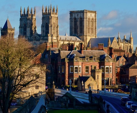 Weekend city guide: York