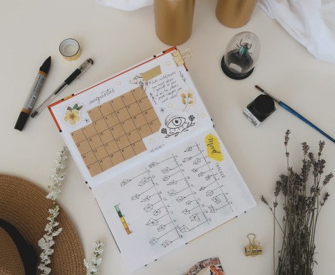 Make journaling your New Year's resolution