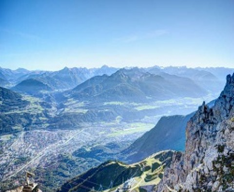 A trip to Innsbruck and its surrounding region