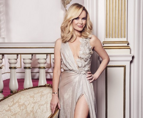 "Amanda Holden ""I remember"""