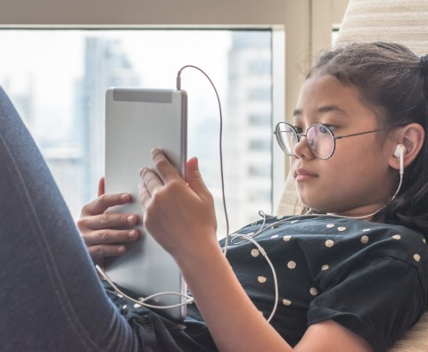 How to reduce your children's screen time