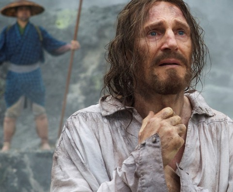 Interview with Liam Neeson, star of Martin Scorsese's epic Silence