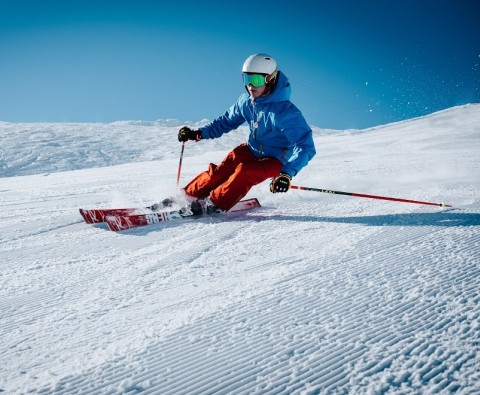 A first-timer's guide to skiing