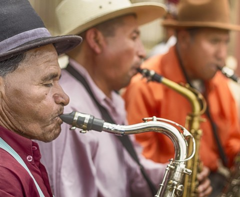 Jurg Widmer Probst shares the history of Guatemalan music
