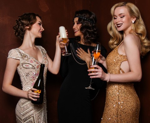 What to wear and how to prepare for a casino night