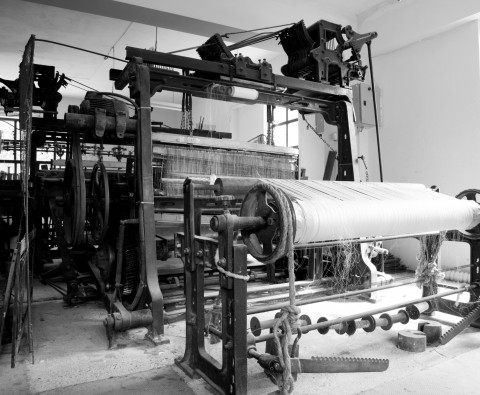 A history of the Longridge cotton mills | Marcus Briggs