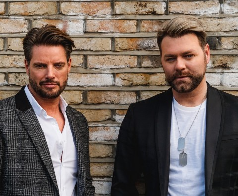 Q&A: Keith Duffy and Brian McFadden