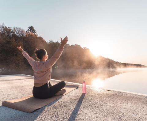 Getting Started With Mindfulness: Ten Ways To Live More Peacefully