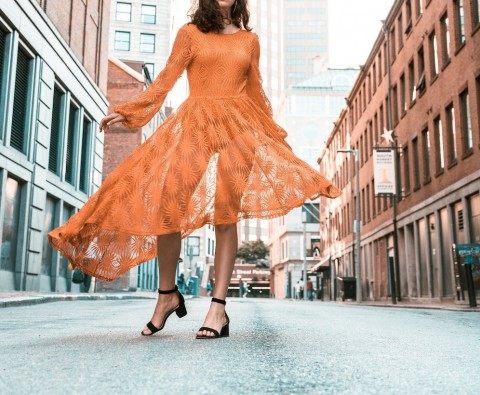 Sustainable dresses to buy this summer