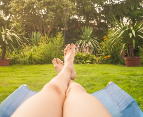 10 Ways to holiday in your own garden