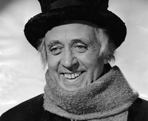 Classic Cinema Club: Scrooge, starring Alastair Sim
