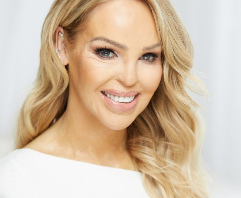 "Katie Piper ""If I ruled the world"""