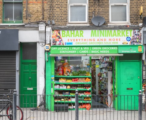 The death of the corner shop?