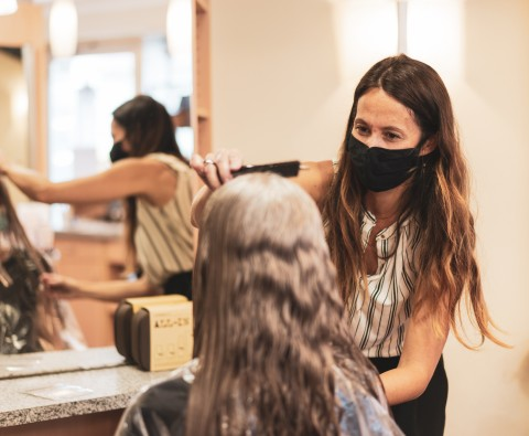 Guidance for hair and beauty businesses