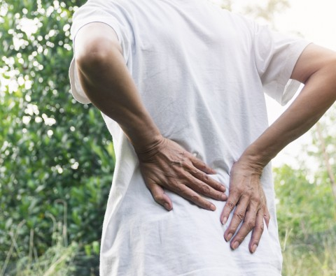 9 Ways to ease back pain