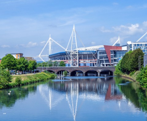 My United Kingdom: Cardiff