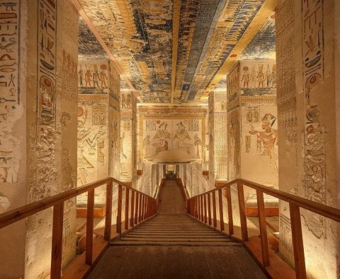 How ancient Egyptian civilization influenced the modern world