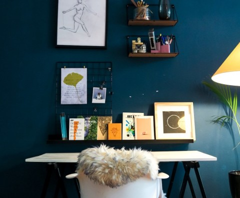 How to create a permanent home office