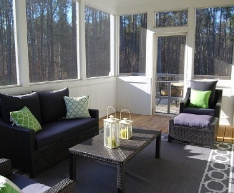 Tips for building a sunroom