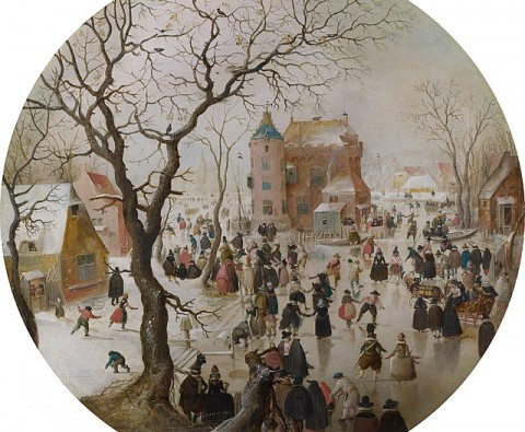 The 8 most festive Christmas paintings
