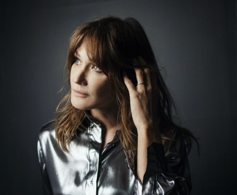 Carla Bruni interview