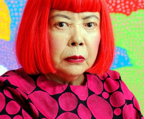 10 Things you didn't know about Yayoi Kusama