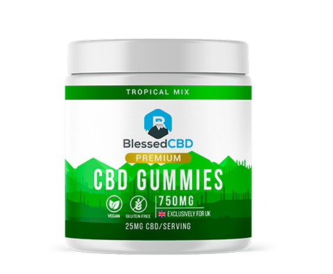 Blessed CBD Gummies | 750mg