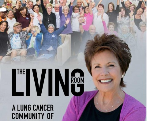 Putting a smile on the face of lung cancer