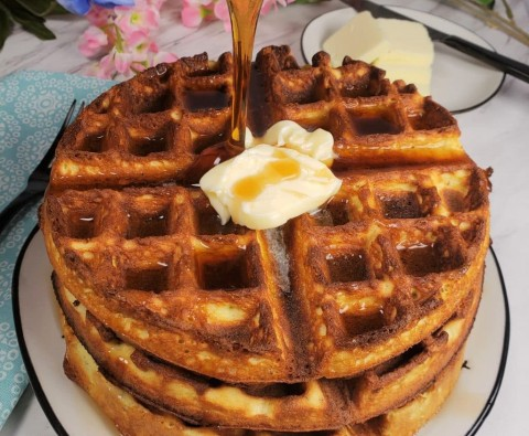 10 Great waffle recipes you need to try
