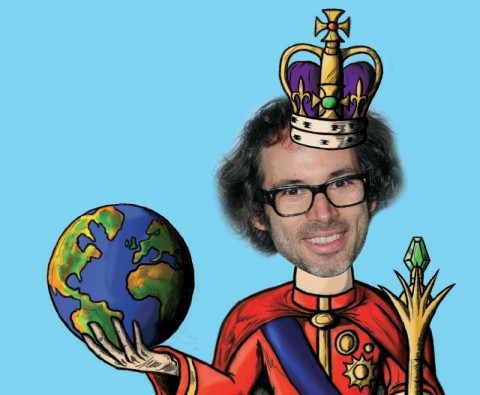 James Rhodes: If I ruled the world