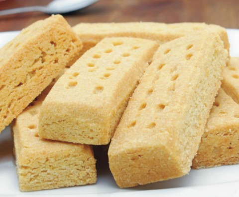 Easy and delicious shortbread recipe