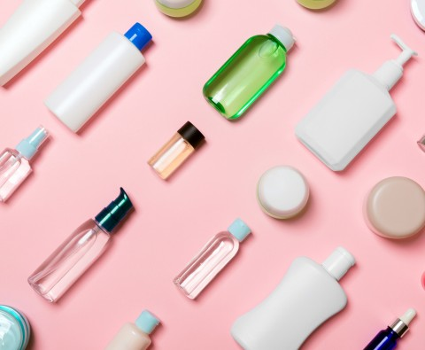 What happens to unsold beauty products?