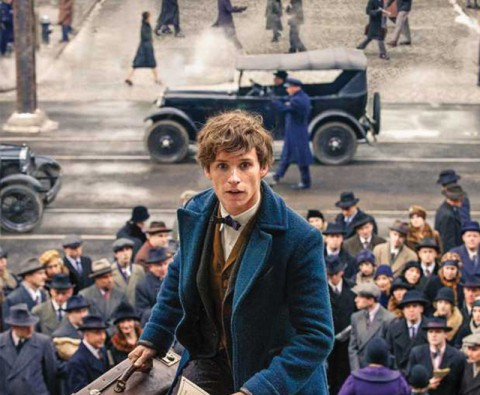 Fantastic Beasts and Where to Find Them review: a magical return to Potterland