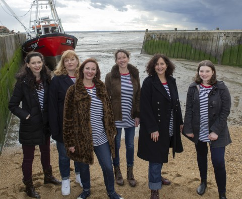 The rise of the Sea Shanty: New voices on the high seas