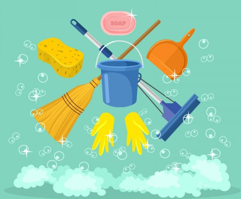 7 Tips for tiresome chores