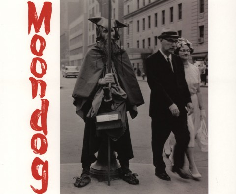 Snaketime in the Big Apple - A brief guide to Moondog