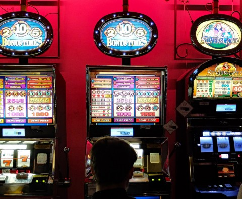 Why do gamblers become so addicted to slots?
